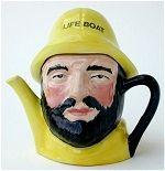 Lifeboat Teapots
