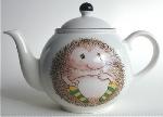 Hippo Teapots