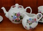 Sweet Pea Tea Set