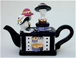 Hat Store Mini Teapot