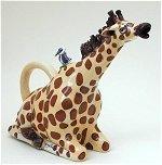 Giraffe Teapots