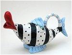 Fish Teapots