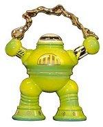 Lime Robot  Teapot