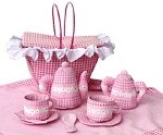 Cloth Tea Set
