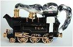 Train  Teapot