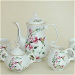 Hummingbird Tea Set