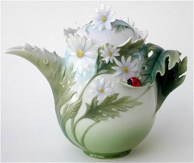 Franz Porcelain Lady Bug