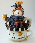 Let  it snow Tea For One