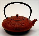 Year of The Dragon Teapot