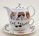 Cat Walk Tea For One