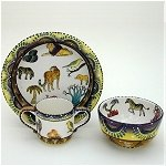 Penzo Pottery Breakfast Set
