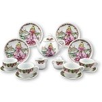Princess Tea Set for 4