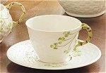 Shamrock Cup and Saucer