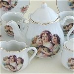 Little Girls Tea Set