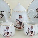 Rocking Horse Tea Set