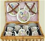 Puddle Duck Tea Set