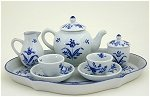 Williamsburg Tea Set