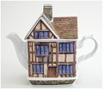 Shakespears House Teapot