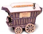 Romany Caravan Teapot